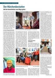 August 2016 Zehlendorf Der Märchenbestatter (Gazette)